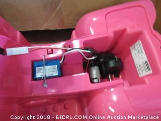 Power Wheels Pink Quad