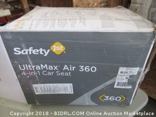 Safety 1st UltraMax Air 360 4 in 1 Car Seat