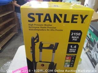 Stanley High Pressure Washer