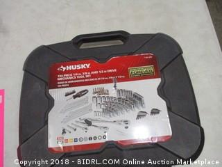 Husky Mechanics Tool Set 134 Pc.