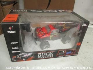 Rock Racer Monster Truck