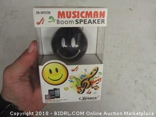 Musicman Boom Speaker