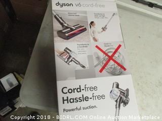 Dyson Cord Free Sweeper