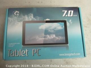 Android 7.0 Inch Tablet PC