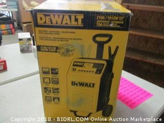 DeWalt Charger (Please Preview)