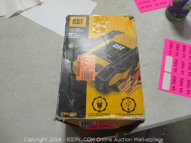 BIDRL COM Online Auction Marketplace - Auction: Tools