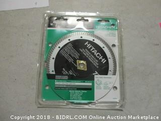 Hitachi Turbo Blade
