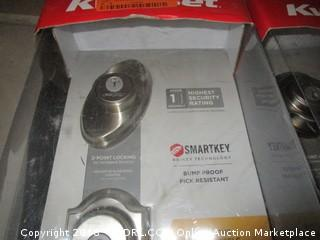 Kwikset Front Entry Door Handle