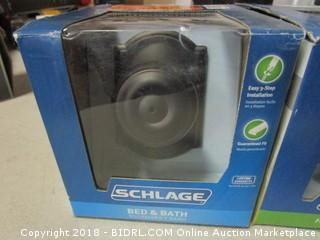 Schlage Doorknob Set