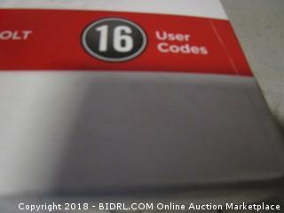 Kwikset Smartcode 913 Touchpad Electronic Deadbolts