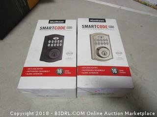 Kwikset Smartcode 913 Touchpad Electronic Deadbolts