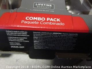 Kwikset Combo Pack