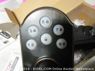 Kwikset Smartcode 911 Touchpad Electronic Lever