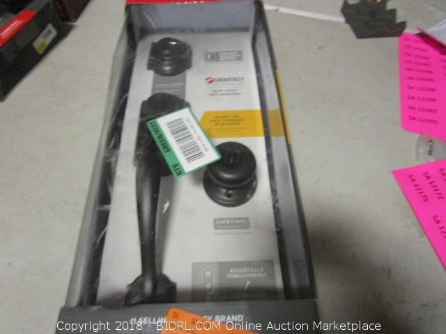 Doorknob Auction - STOCKTON - August 13th