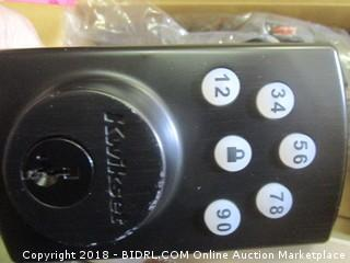 Door Knobs & Keyless Lock