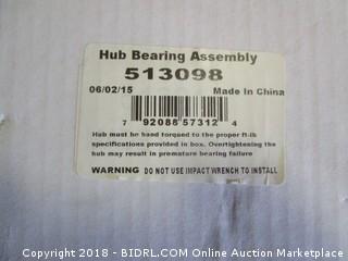 Hub bearing Assembly