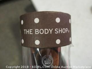 The Body Shop coconut-scented items