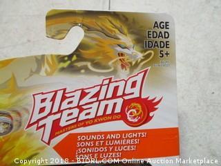 blazing team toy