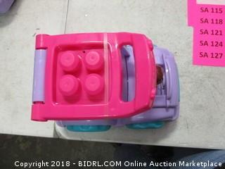 children's toy car