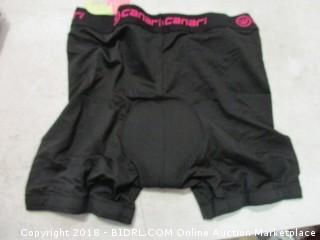 women's cycling shorts - size S