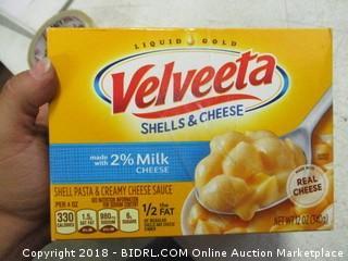 velveeta shells and cheese