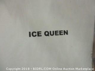 ice Queen girl's costume - size M