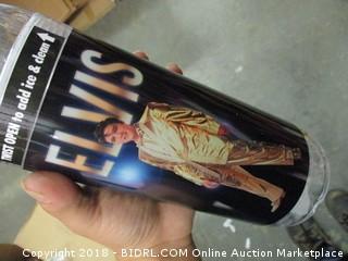 Elvis Water Bottle