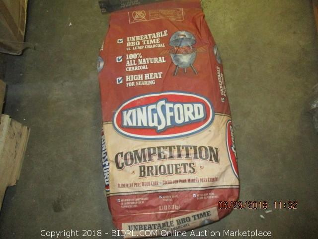 Charcoal Auction  - STOCKTON - August 13th