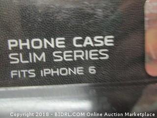 assorted smartphone cases