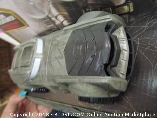 Hotwheels Batman Car