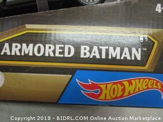 Hotwheels Batman Car