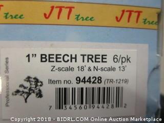"""1"""" Beech Tree"""