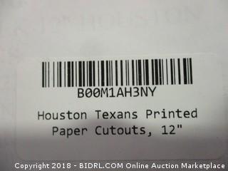 Paper Cut Out Decor