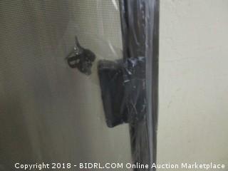 Patio Screen Door - Damaged