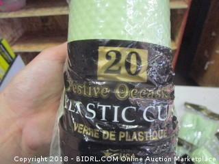 Plasticware and Cups