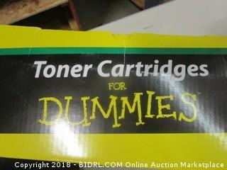 Toner Cartridges for Dummies