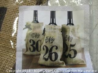 Wine By The Table Numbers