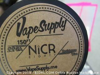 Vape Supply Wire