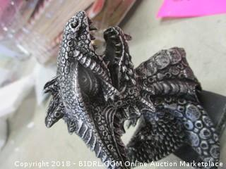 Dragon Head Decor