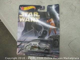 Star Wars Hot Wheels Car
