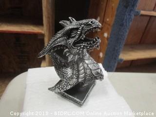 Dragon Head Decor