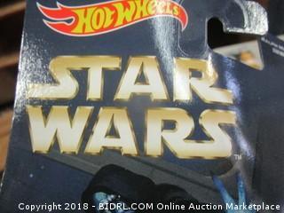 Star Wars Hot Wheels Toy