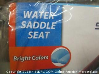 Water Saddle Seat