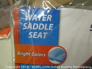 Water Saddle Seat
