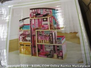 Shimmer Mansion Doll House