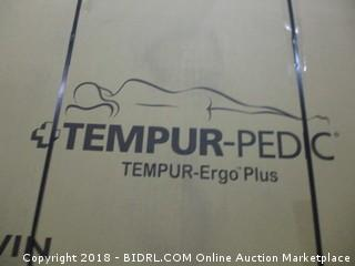 Tempur Pedic twin Foundation