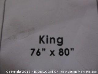 Tempur Pedic Mattress King MSRP $4499.00