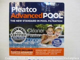 Pleatco Advanced Pool Filter