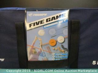 Five Game Jumbo Set