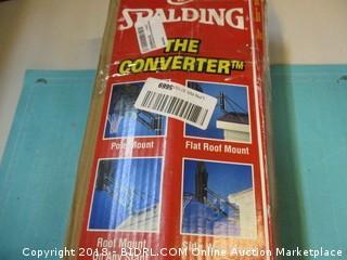 Spalding the Converter
